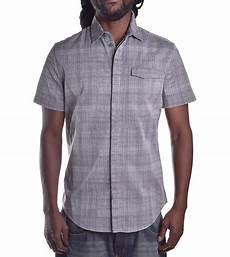mens shirt sleeve button up calvin klein s casual sleeve button up shirt