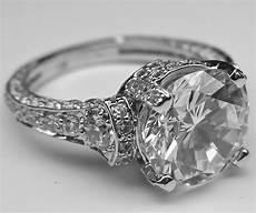vintage engagement ring circa cartier 1920 i think i