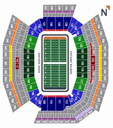 Eagles Stadium Seating Chart Buy Amp Sell Philadelphia Eagles 2019 Season Tickets And