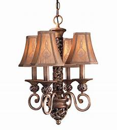 Mcclintock Lighting Minka Lavery Mcclintock Home Salon Grand 4 Light