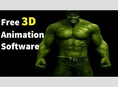 Top 3 Free 3D Animation Video Maker   Free Animation