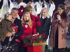 Rockefeller Tree Lighting 2016 Nbc Matt Lauer Was Set To Host Rockefeller Center Christmas