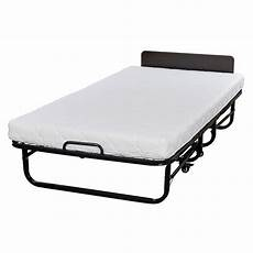 compass deluxe upright fold up bed foldaway rollaway