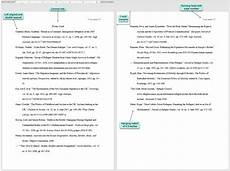 Work Cited Examples Mla Works Cited Page What To Include And How To Format