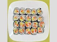 [Homemade] Sushi Rolls (salmon avocado cucumber crab mayo