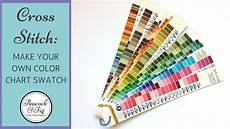 Dmc Rayon Floss Color Chart Dmc Color Chart Project Make Your Own Embroidery Floss