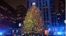 Rockefeller Tree Lighting 2016 Nbc The Rockefeller Center Christmas Tree Goes Live