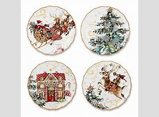 Williams Sonoma Christmas Plates   eBay