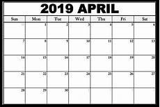January Editable Calendar 2020 Editable April 2019 Calendar Printable Template