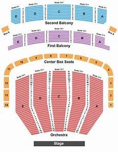Keller Auditorium Seating Chart Portland