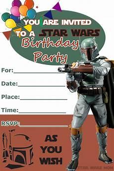 Star Wars Birthday Party Invitations 32 Amazing Star Wars Birthday Invitations Kittybabylove Com