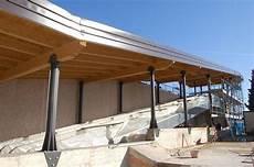 tettoie in acciaio pensiline in acciaio pergole tettoie giardino