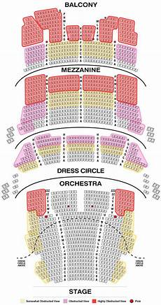 Seating Chart For Hamilton Chicago How To Get The Best Seats For Quot Hamilton Quot In Chicago