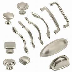 brushed satin nickel kitchen cabinet hardware knobs bin