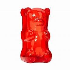 Red Gummy Bear Night Light Gummy Bear Night Light Red Gummygoods Fctry