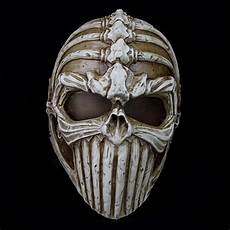 Demon Mask Designs Aliexpress Com Buy Heteromorphism Resin Skull Head Mask