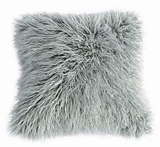 newfurug 1 side soft mongolian faux fur throw pillows