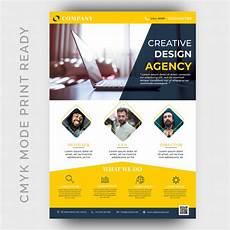 Creative Flyer Design Templates Modern Creative Agency Business Flyer Design Template