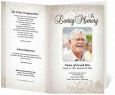 Printable Funeral Programs 21 Free Free Funeral Program Template Word Excel Formats