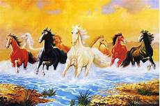 Horses Sofa 3d Image by Customized Large Murals Fabric Wallpaper 3d Sitting Room