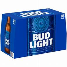 Cheap Bud Light Bud Light 174 18 Pack 12 Fl Oz Bottles Walmart Com