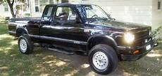 1989 Chevrolet S10 4x4 Tahoe Extended Cab Pickup