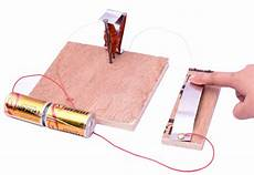 How To Create A Science Project Kids Science Projects Telegraph Machine Science