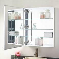 acwel surface mount medicine cabinet bathroom