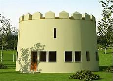 Castle Design Castle Design Earthbag House Plans