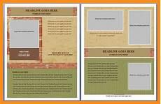 Free Microsoft Word Flyer Templates 12 13 Microsoft Word Handout Templates Lascazuelasphilly Com