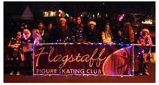 Flagstaff Light Parade Flagstaff Figure Skating Club Where The Skating Is