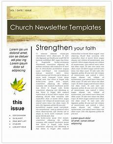 Free Church Newsletter Templates Microsoft Word Spring Flowers Church Newsletter Template Newsletter