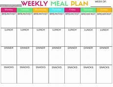 Meal Tracking Worksheet Diet Spreadsheet Template 2019 Calendar Printable Template