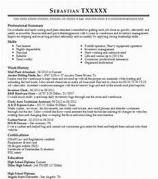 Inventory Control Clerk Resume Inventory Clerk Resume Sample Resumes Misc Livecareer