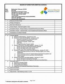 Board Agenda Template 7 Meeting Agenda Templates Free Amp Premium Templates