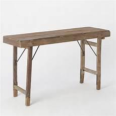 Folding Sofa Table 3d Image by Reclaimed Folding Console Table Terrain