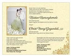 10 contoh surat undangan pernikahan yang baik dan benar 10 contoh surat undangan pernikahan yang baik dan benar