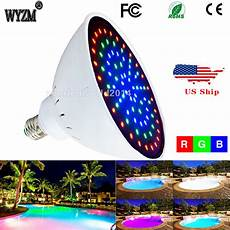 How To Change Pool Light Bulb Wyzm 120v 35w Color Change Led Pool Light Bulb For Pentair