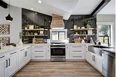 black kitchen backsplash ideas bold black to glossy mirrors trendy kitchen backsplash