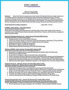 External Auditor Resume Making A Concise Credential Audit Resume