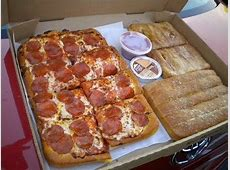 $10 Pizza Hut Box Challenge   YouTube