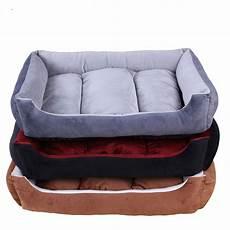 canile medium size bed kennel mat soft fleece pet