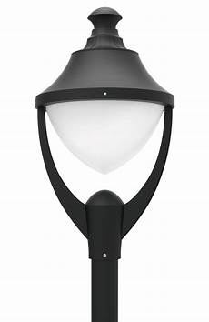 Led Outdoor Post Light Fixtures Led Pt 720 Series Led Post Top Light Fixtures Outdoor