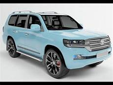 2019 Toyota Land Cruiser by 2019 Toyota Land Cruiser