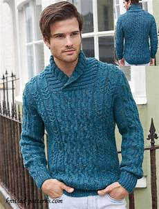 knitting jumper s cable jumper knitting pattern free