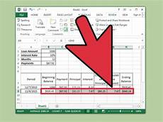 Loan Amortisation Table Excel How To Prepare Amortization Schedule In Excel 10 Steps