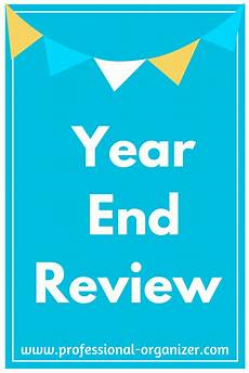 Year End Review Year End Review 1 Ellen S Blog Professional Organizing