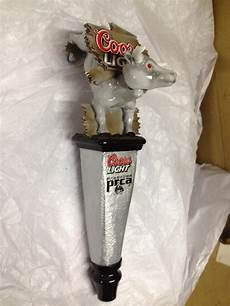 Coors Light Tap Amazing Tap Handles Tap Handle 101 Coors Light Bull