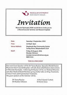 Training Invitation Template Invitation Letter For Training Seminar Just B Cause