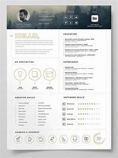 It Cv Template Word 10 Best Free Resume Cv Templates In Ai Indesign Word